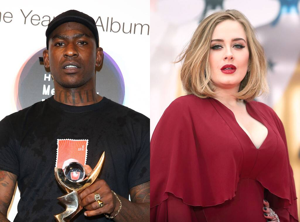 Brewing Romance Between Adele And Skepta!